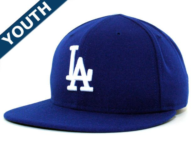 Youth Fitted Hat Sf06
