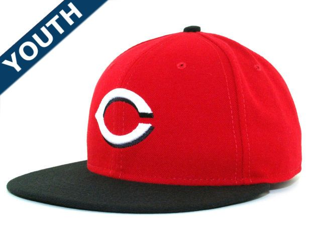 Youth Fitted Hat Sf07