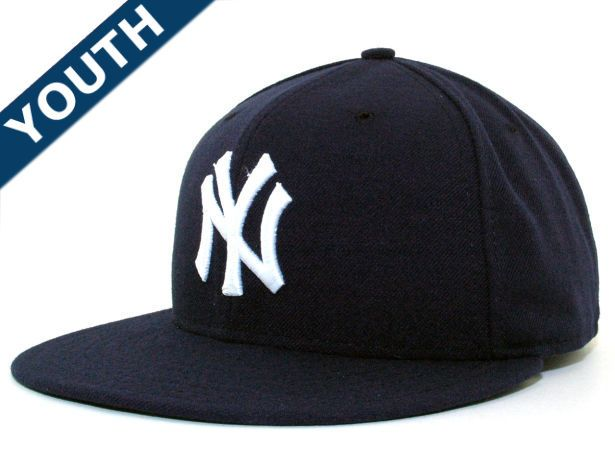 Youth Fitted Hat Sf08