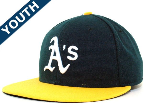 Youth Fitted Hat Sf09